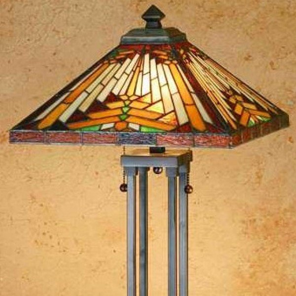 Nuevo Mission Table Lamp