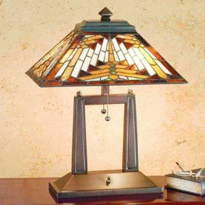 Native american pattern page 2 all things tiffany nuevo mission oblong table lamp aloadofball Image collections