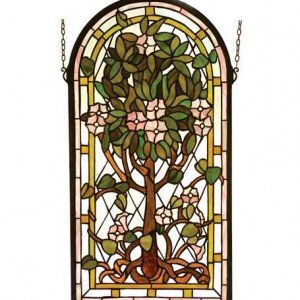 Tiffany Stained Glass Door Window Panels For Sale All Things