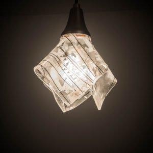 Metro Fusion Branches Contemporary Mini Pendant Light