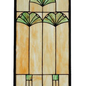 Tiffany stained glass door window panels for sale all things tiffany ac ginkgo tiffany window panel planetlyrics Image collections