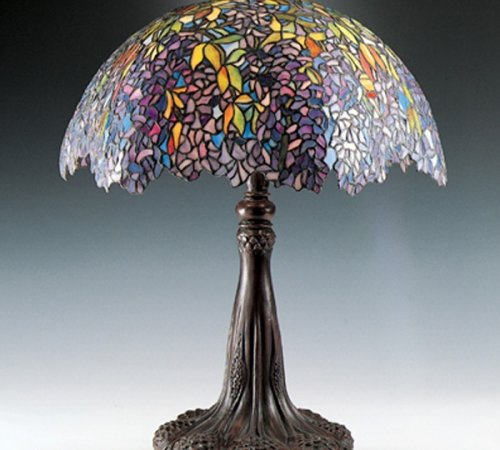 Laburnum Tiffany Table Lamp