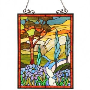 Almos Countryside 24 Window Panel