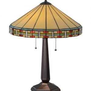 Native american design all things tiffany arizona southwestern tiffany stained glass table lamp aloadofball Image collections